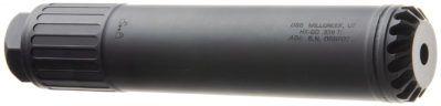 OSS tlumič HELIX ELR (extra long range) s rychloupínáním