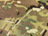 Custom Gear open magazine pouch for AR-15 - double
