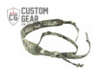 Custom Gear Gunner gun sling for heavy firearms