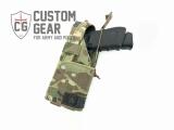 Custom Gear pouzdro na pistoli - pro leváky
