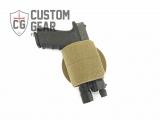 Custom Gear úchyt krátké zbraně na suchý zip