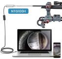 """Borescope - USB kamera (endoskop) Teslong pro kontrolu hlavně pušky od kalibru .22"""""""