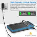 """Borescope - USB kamera (endoskop) Teslong s displejem pro kontrolu hlavně pušky od kalibru .20"""""""