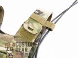 Custom Gear organizér kabelů - 3 ks