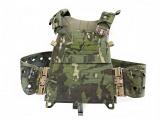 Nosič plátů Custom Gear PC3 - verze armor, pro praváky, velikost M