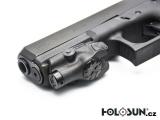 Pistolový laserový mini zaměřovač Holosun LS111R - červenýPistolový laserový mini zaměřovač Holosun LS111R - červený