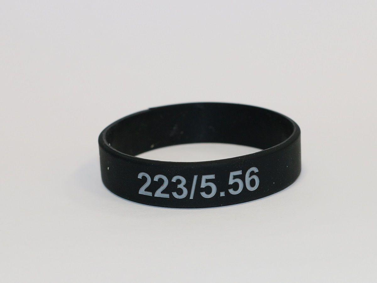 Rozlišovák na zásobníky - černý, .223 / 5.56 (5 kusů)