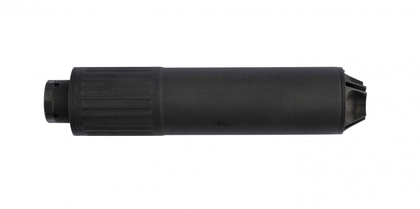 """Tlumič G.I.S. RSR2240 - ráže 5.56 x 39 mm / .223 Rem, ocelový, 1/2"""" - 28"""