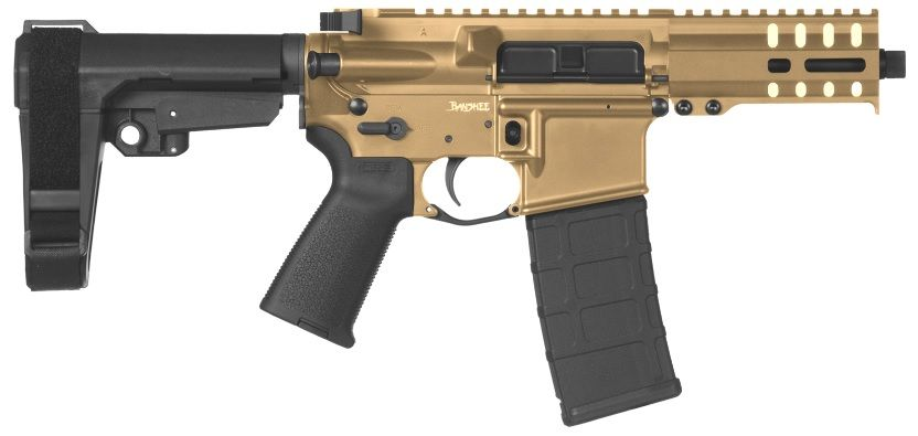 Banshee 300 Pistol Mk4 - 9 x 19, bronzová
