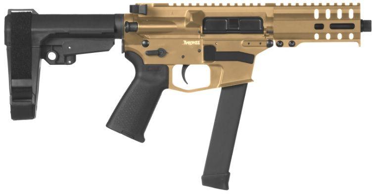 Banshee 300 Pistol MkGs - 9 x 19, bronzová