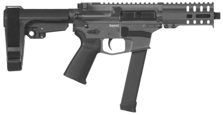 Banshee 300 Pistol MkGs - 9 x 19, šedá