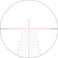 Nightforce ATACR 4-20X50 F1 - ZeroHold™ - ZeroStop™ - .1 Mil-Radian - DigIllum™ - PTL - Mil-XT™ Nightforce Optics