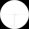 Nightforce ATACR 4-20X50 F1 - ZeroStop™ - .1 Mil-Radian - DigIllum™ - PTL - Mil-C™ Nightforce Optics