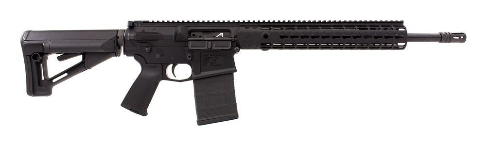 Puška Aero Precision M5E1 - 16 chromovaná hlaveň, .308 Win, černá
