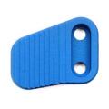 Vylepšené tlačítko záchytu zásobníku Armaspec B1- modré