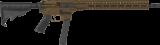 Samonabíjecí puška CMMG Resolute 100 Rifle MkGs - 9 x 19, bronzová