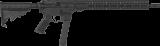 Samonabíjecí puška CMMG Resolute 100 Rifle MkGs - 9 x 19, černá