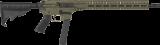 Samonabíjecí puška CMMG Resolute 100 Rifle MkGs - 9 x 19, olivová