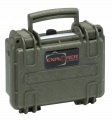 Nerozbitný kufr Explorer - špičková kvalita za rozumnou cenu - konkurent pro kufry Peli, StormCase a další - Kufr Explorer 1908 prázdný oranžový Explorer Cases