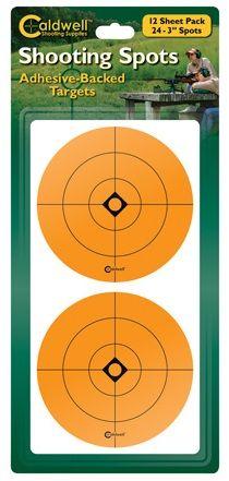 Terče - Shooting Spots - Ogange
