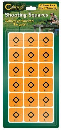Terče - Shooting Squares - Orange