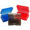 Krabička na náboje (ráže 243-308) 50 - šedá