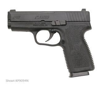 Kahr P9 black