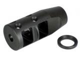 JP signature kompenzátor - černý - závit 1/2x28 - .750 tloušťka hlavně