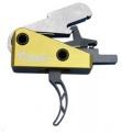 Timney trigger for AR-15 - 4.5 lbs, skeletonized