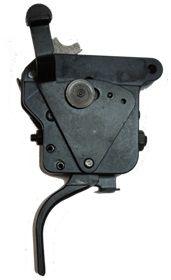 Spoušťový mechanismus Timney ST pro Remington 700 (černá)