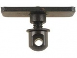 Adaptér Harris pro připojení bipodů (pro polymer)