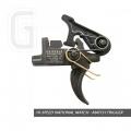 Spoušťový mechanismus Geissele Hi-Speed National Match pro AR-15