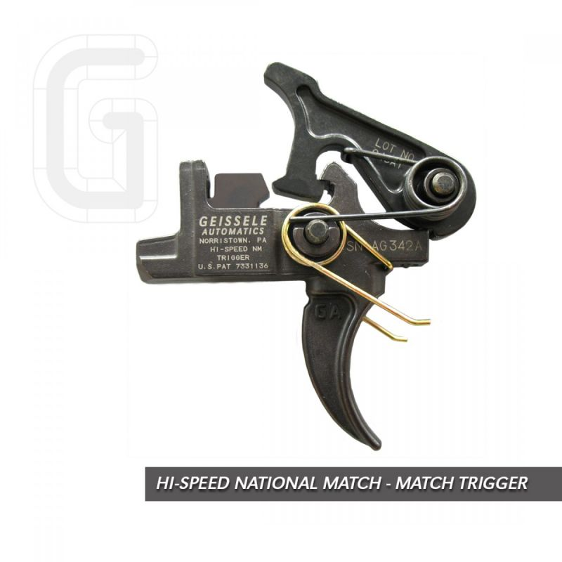 Hi-Speed National Match - Match Rifle Trigger