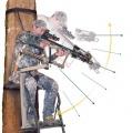 Střelecká stolice DeadShot TreePod