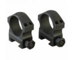 Taktická montáž NF XTRM (ocel) 30 mm - Low