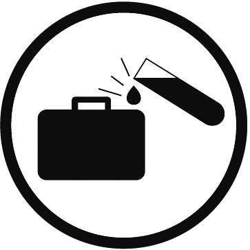 Vysoce odolná pryskyřice je odolná proti působení chemických látek